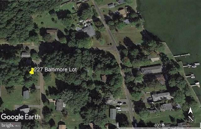 227 Baltimore Road, STEVENSVILLE, MD 21666 (#MDQA141724) :: Bob Lucido Team of Keller Williams Integrity