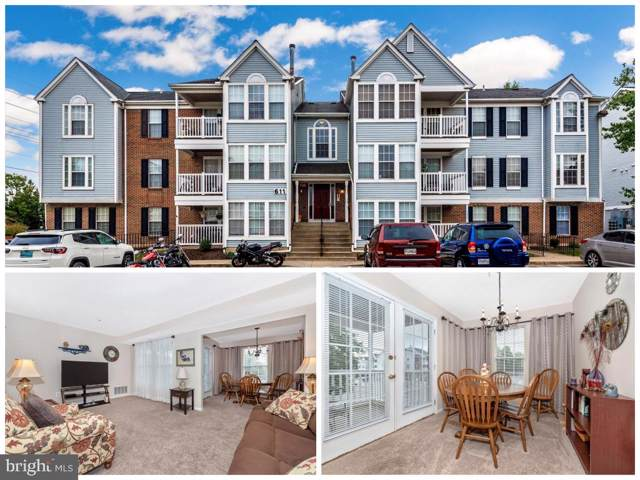 611 Himes Avenue #108, FREDERICK, MD 21703 (#MDFR254490) :: LoCoMusings