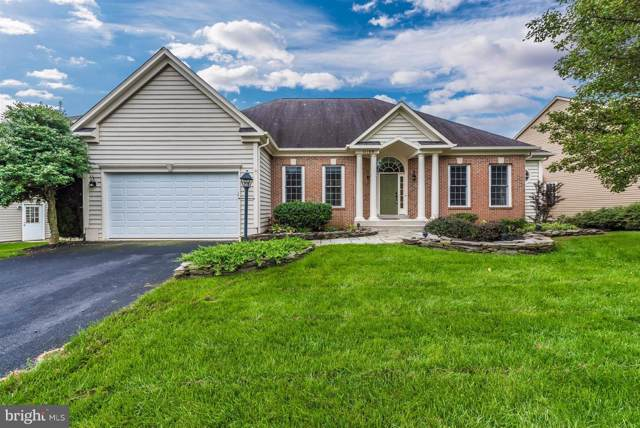 11109 Eagletrace Drive, NEW MARKET, MD 21774 (#MDFR254500) :: LoCoMusings