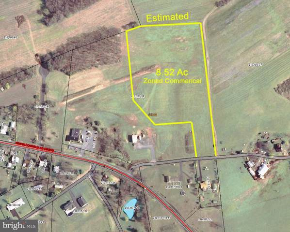 00 Faculty Road, DUNCANNON, PA 17020 (#PAPY101440) :: The Joy Daniels Real Estate Group