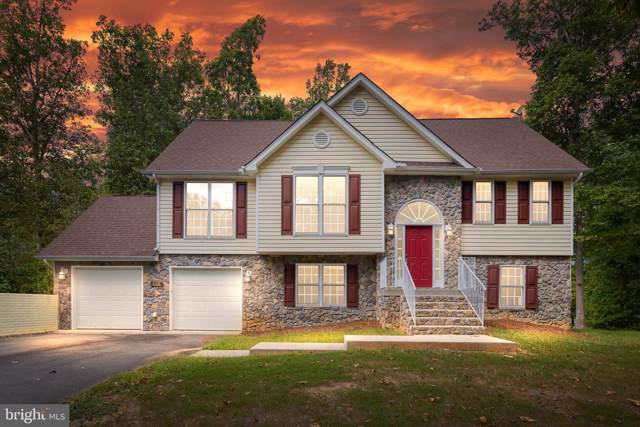 215 Estate Drive, RUTHER GLEN, VA 22546 (#VACV121026) :: Eng Garcia Grant & Co.