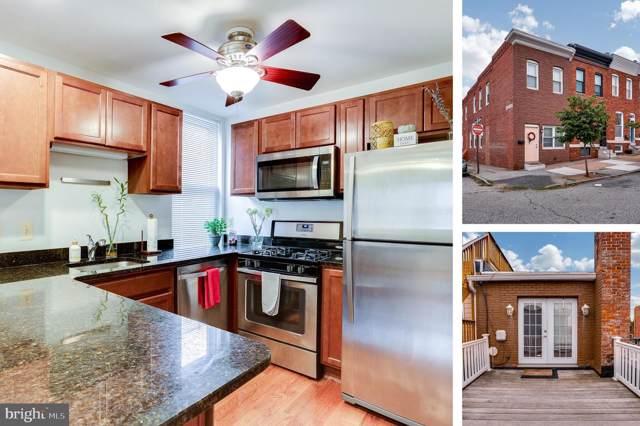 3110 Fleet Street, BALTIMORE, MD 21224 (#MDBA486874) :: Keller Williams Pat Hiban Real Estate Group