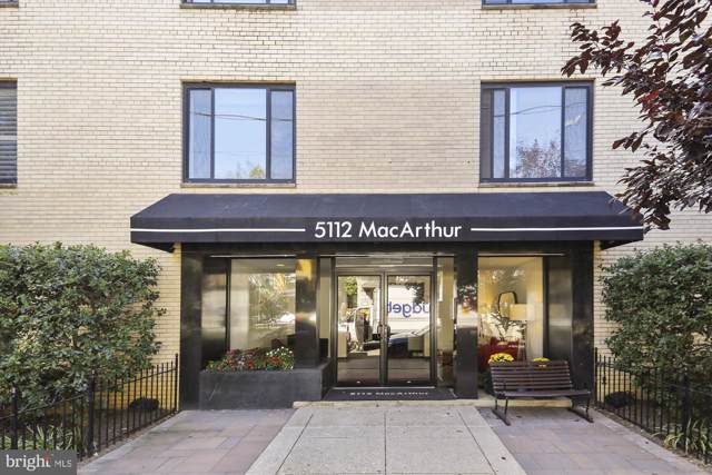 5112 Macarthur Boulevard NW #104, WASHINGTON, DC 20016 (#DCDC445380) :: Pearson Smith Realty