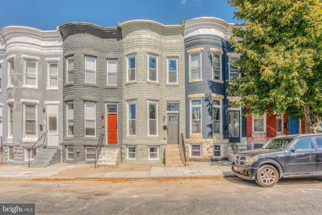 810 W 34TH Street, BALTIMORE, MD 21211 (#MDBA486910) :: Pearson Smith Realty