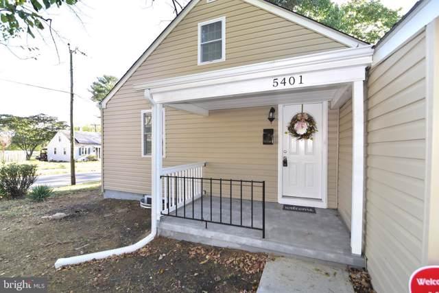5401 Pembroke Avenue, BALTIMORE, MD 21207 (#MDBC474558) :: The Licata Group/Keller Williams Realty