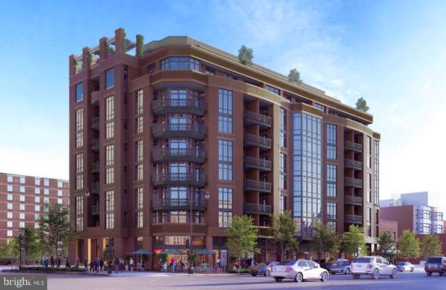 810 O Street NW #708, WASHINGTON, DC 20001 (#DCDC445402) :: Viva the Life Properties