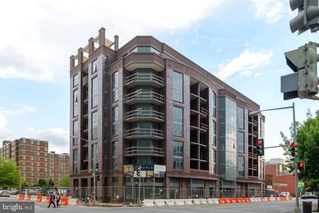 810 O Street NW #409, WASHINGTON, DC 20001 (#DCDC445404) :: Viva the Life Properties
