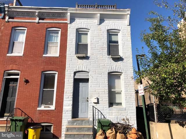 424 Sanders Street, BALTIMORE, MD 21230 (#MDBA486930) :: AJ Team Realty