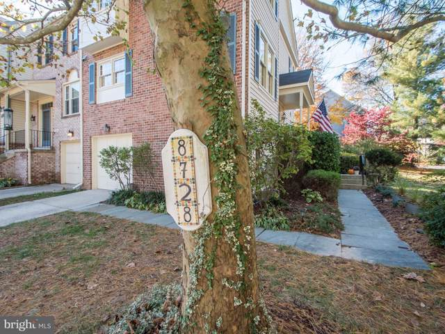 8728 Tryal Court, MONTGOMERY VILLAGE, MD 20886 (#MDMC682226) :: Great Falls Great Homes