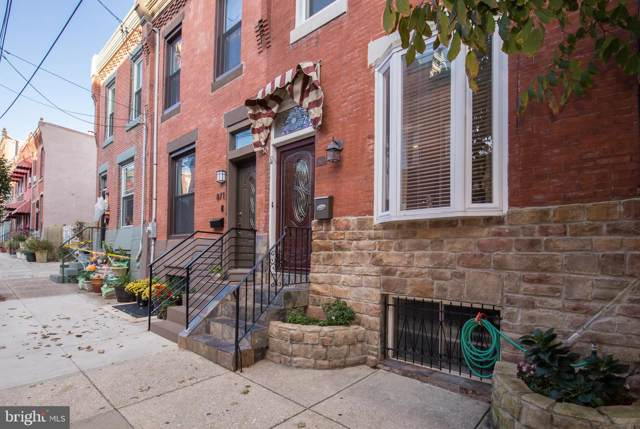 869 N 28TH Street, PHILADELPHIA, PA 19130 (#PAPH839678) :: Linda Dale Real Estate Experts
