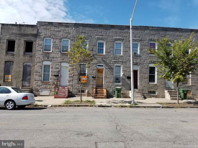 310 S Payson Street, BALTIMORE, MD 21223 (#MDBA486936) :: Keller Williams Pat Hiban Real Estate Group