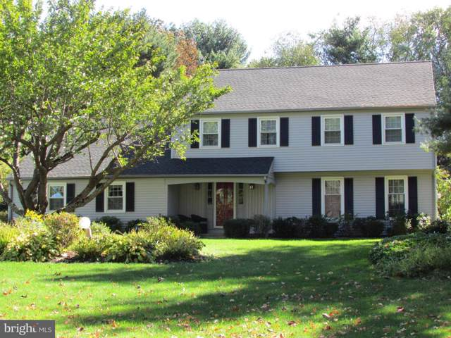 348 Sandy Knoll Drive, DOYLESTOWN, PA 18901 (#PABU481782) :: The Force Group, Keller Williams Realty East Monmouth