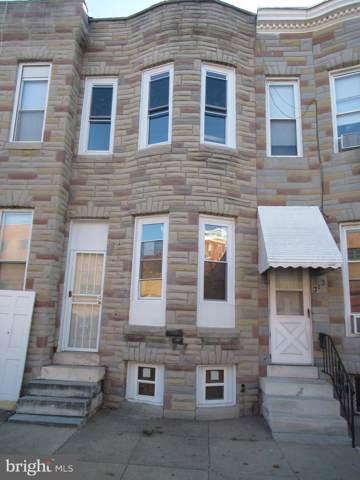 311 S Mount Street, BALTIMORE, MD 21223 (#MDBA486950) :: Dart Homes