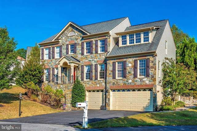 9708 Woodfield Court, NEW MARKET, MD 21774 (#MDFR254536) :: The Maryland Group of Long & Foster