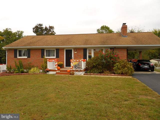 112 Crescent Drive, BEL AIR, MD 21015 (#MDHR239660) :: Tessier Real Estate