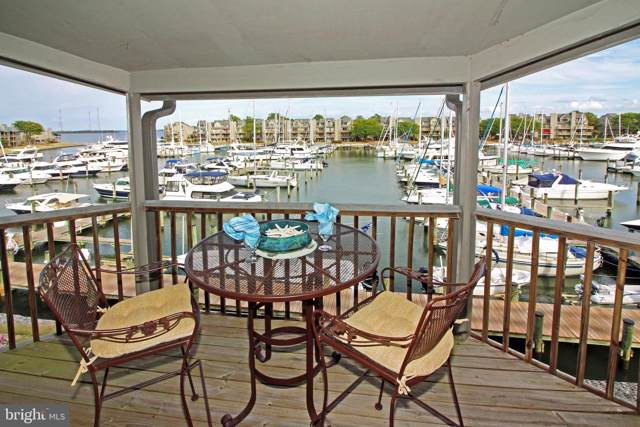 7042 Harbour Village Court #202, ANNAPOLIS, MD 21403 (#MDAA415406) :: Gail Nyman Group