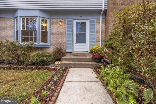 8487 Kitchener Drive, SPRINGFIELD, VA 22153 (#VAFX1093502) :: Keller Williams Pat Hiban Real Estate Group
