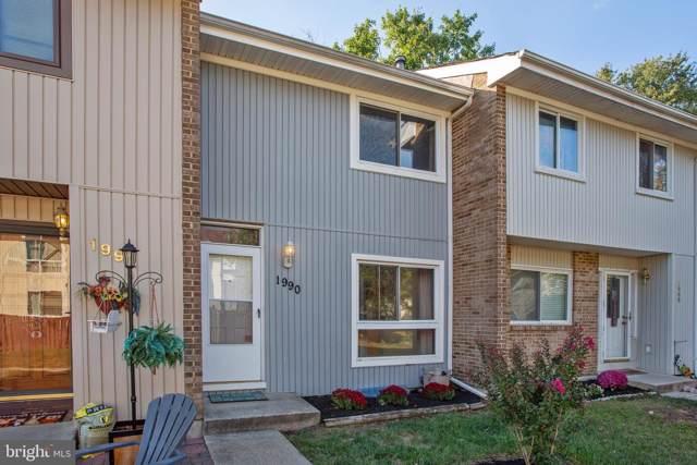 1990 Cambridge Drive, CROFTON, MD 21114 (#MDAA415422) :: Revol Real Estate
