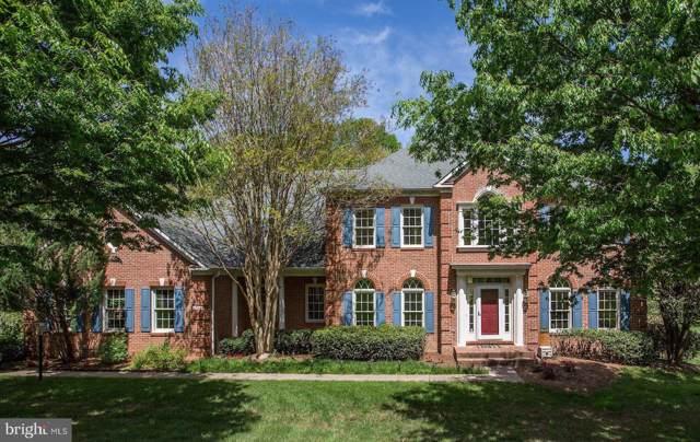 9708 Brookstone Lane, VIENNA, VA 22182 (#VAFX1093530) :: Keller Williams Pat Hiban Real Estate Group