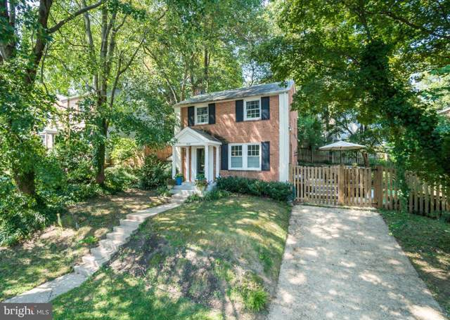 5009 12TH Street S, ARLINGTON, VA 22204 (#VAAR155506) :: Tessier Real Estate