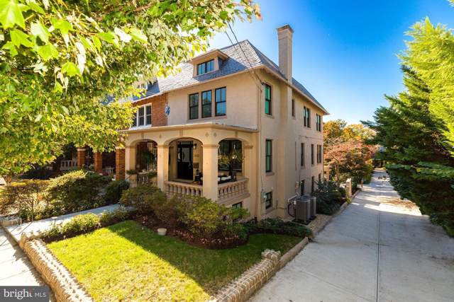 2820 Bellevue Terrace NW, WASHINGTON, DC 20007 (#DCDC445492) :: Tom & Cindy and Associates