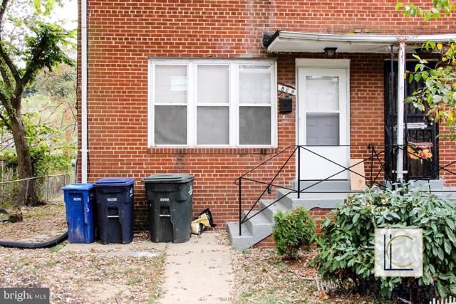 829 Chesapeake Street SE, WASHINGTON, DC 20032 (#DCDC445500) :: Keller Williams Pat Hiban Real Estate Group