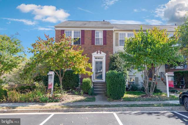 134 Shirley Square SE, LEESBURG, VA 20175 (#VALO396442) :: Network Realty Group