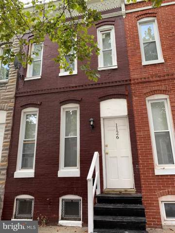 1126 Cleveland Street, BALTIMORE, MD 21230 (#MDBA487022) :: Dart Homes