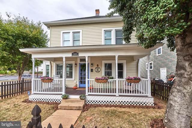 309 Pitt Street, FREDERICKSBURG, VA 22401 (#VAFB115958) :: Viva the Life Properties