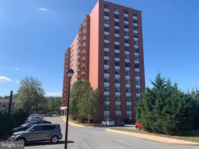 1 Smeton Place #505, TOWSON, MD 21204 (#MDBC474684) :: The Dailey Group