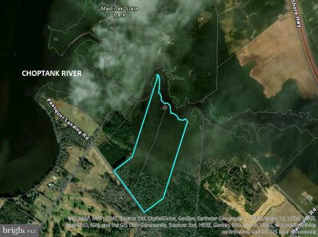 25000 Pealiquor Road, DENTON, MD 21629 (#MDCM123146) :: RE/MAX Coast and Country