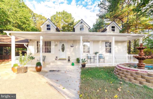 22215 Knight Court, LEXINGTON PARK, MD 20653 (#MDSM165412) :: CR of Maryland