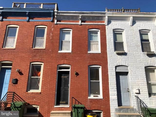 422 Sanders Street, BALTIMORE, MD 21230 (#MDBA487068) :: AJ Team Realty