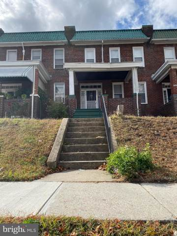 1602 Saint Stephens Street, BALTIMORE, MD 21216 (#MDBA487070) :: The Daniel Register Group