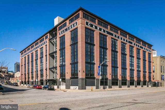 1220 Bank Street #502, BALTIMORE, MD 21202 (#MDBA487076) :: Keller Williams Pat Hiban Real Estate Group
