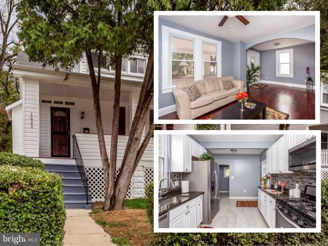 3020 Rosalind Avenue, BALTIMORE, MD 21215 (#MDBA487090) :: The Licata Group/Keller Williams Realty
