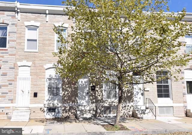 2410 Ashland Avenue, BALTIMORE, MD 21205 (#MDBA487096) :: Homes to Heart Group