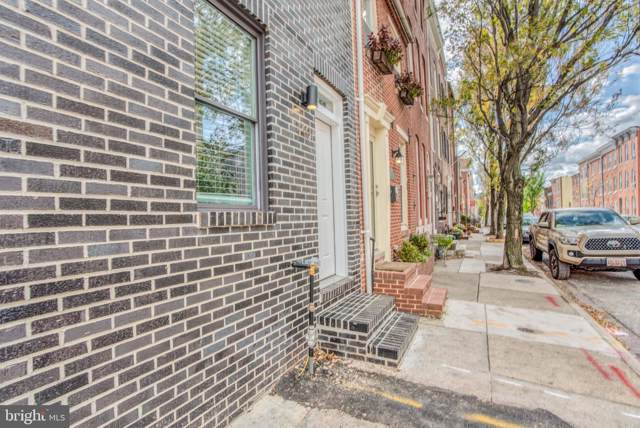 1401 William Street, BALTIMORE, MD 21230 (#MDBA487106) :: RE/MAX Advantage Realty