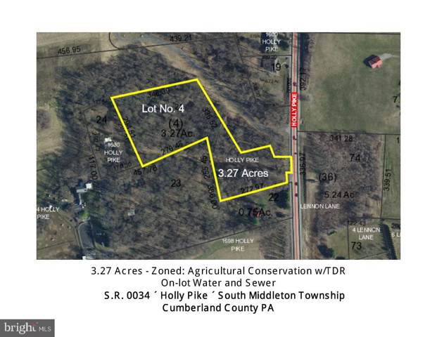 00 00 HOLLY PIKE - LOT NO. 4 - MOUNTAIN VIEW TERRACE, CARLISLE, PA 17015 (#PACB118296) :: Liz Hamberger Real Estate Team of KW Keystone Realty
