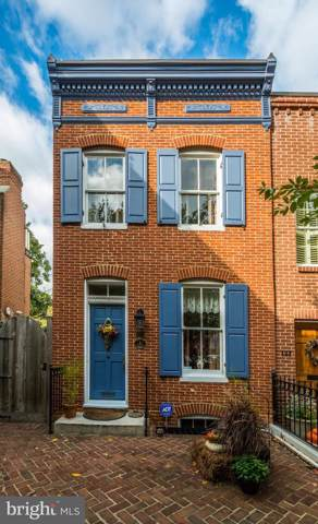 120 E Montgomery Street, BALTIMORE, MD 21230 (#MDBA487162) :: The Miller Team