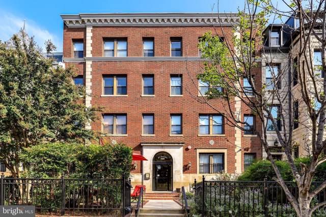 1321 Fairmont Street NW #107, WASHINGTON, DC 20009 (#DCDC445618) :: Tom & Cindy and Associates