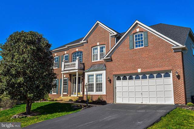 18555 Dettington Court, LEESBURG, VA 20176 (#VALO396534) :: Keller Williams Pat Hiban Real Estate Group