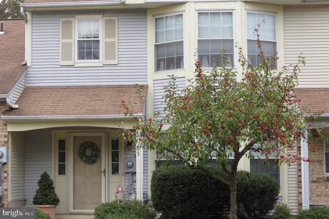 85 Beacon Place, ROBBINSVILLE, NJ 08691 (#NJME286798) :: REMAX Horizons