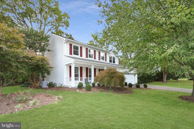 5608 Hampton Forest Way, FAIRFAX, VA 22030 (#VAFX1093814) :: Lucido Agency of Keller Williams