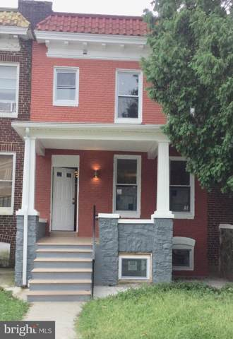 3007 W Garrison Avenue, BALTIMORE, MD 21215 (#MDBA487200) :: AJ Team Realty