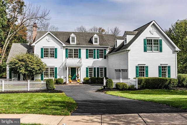 276 Christopher Drive, PRINCETON, NJ 08540 (#NJME286810) :: Tessier Real Estate