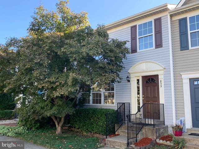 839 Vanderbilt Terrace SE, LEESBURG, VA 20175 (#VALO396554) :: Blue Key Real Estate Sales Team