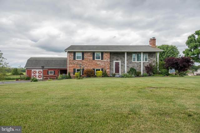 12945 Ridge Road, GREENCASTLE, PA 17225 (#PAFL168926) :: The MD Home Team