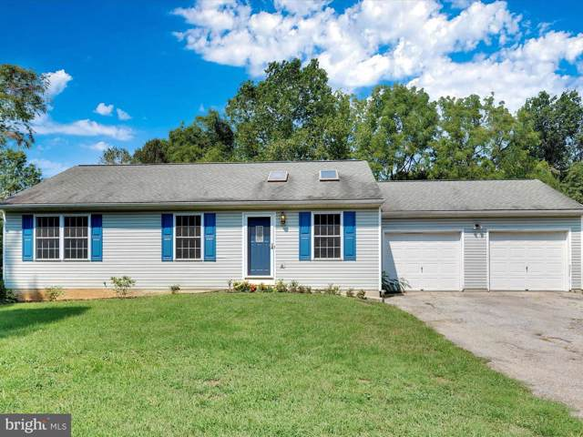 760 York Street, MOUNT WOLF, PA 17347 (#PAYK126536) :: ExecuHome Realty