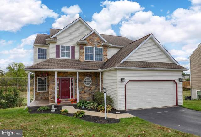 3916 Lyn Circle, DOVER, PA 17315 (#PAYK126540) :: Liz Hamberger Real Estate Team of KW Keystone Realty